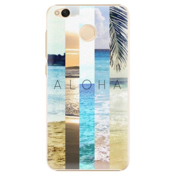 Plastové pouzdro iSaprio - Aloha 02 - Xiaomi Redmi 4X