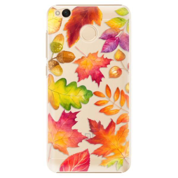 Plastové pouzdro iSaprio - Autumn Leaves 01 - Xiaomi Redmi 4X