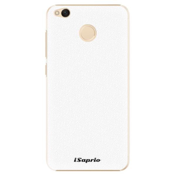 Plastové pouzdro iSaprio - 4Pure - bílý - Xiaomi Redmi 4X