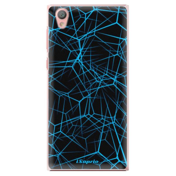 Plastové pouzdro iSaprio - Abstract Outlines 12 - Sony Xperia L1
