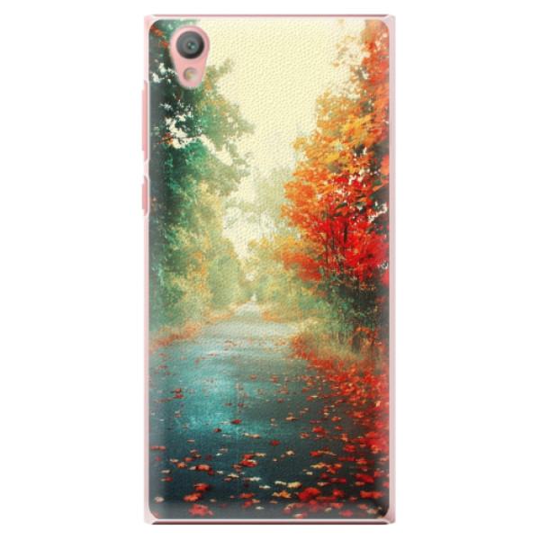 Plastové pouzdro iSaprio - Autumn 03 - Sony Xperia L1