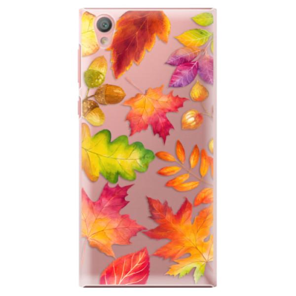 Plastové pouzdro iSaprio - Autumn Leaves 01 - Sony Xperia L1