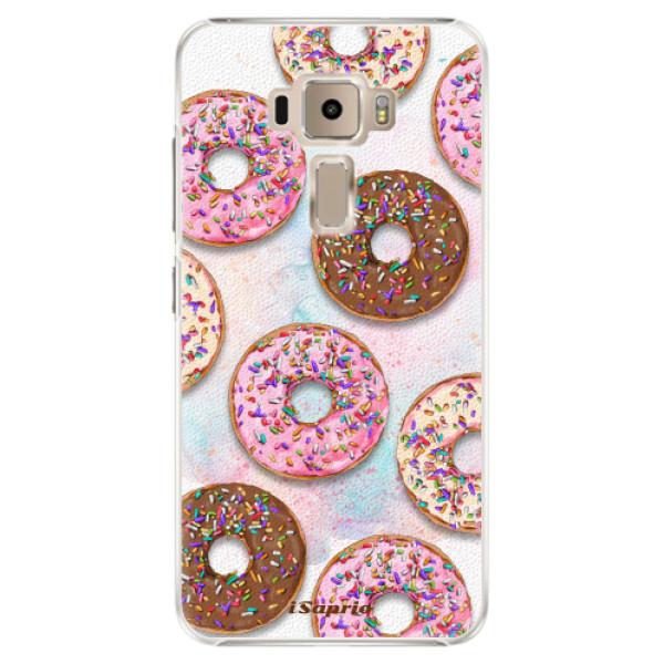 Plastové pouzdro iSaprio - Donuts 11 - Asus ZenFone 3 ZE520KL