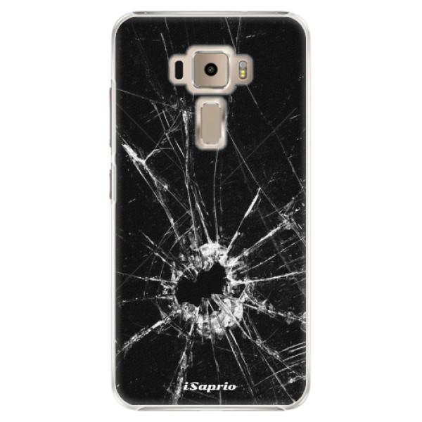 Plastové pouzdro iSaprio - Broken Glass 10 - Asus ZenFone 3 ZE520KL