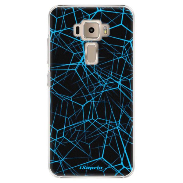 Plastové pouzdro iSaprio - Abstract Outlines 12 - Asus ZenFone 3 ZE520KL