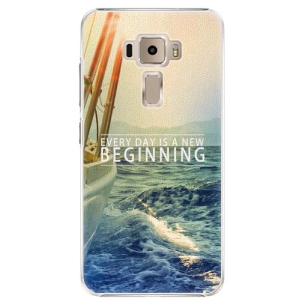Plastové pouzdro iSaprio - Beginning - Asus ZenFone 3 ZE520KL
