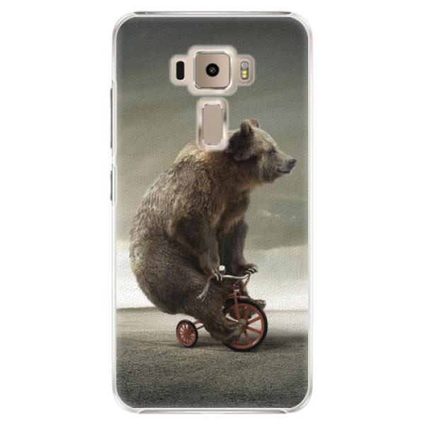 Plastové pouzdro iSaprio - Bear 01 - Asus ZenFone 3 ZE520KL