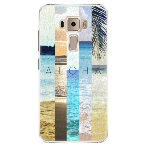 Plastové pouzdro iSaprio - Aloha 02 - Asus ZenFone 3 ZE520KL