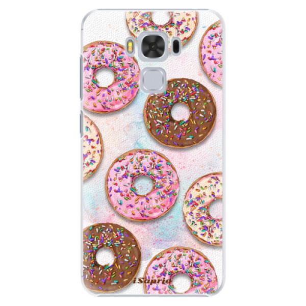 Plastové pouzdro iSaprio - Donuts 11 - Asus ZenFone 3 Max ZC553KL