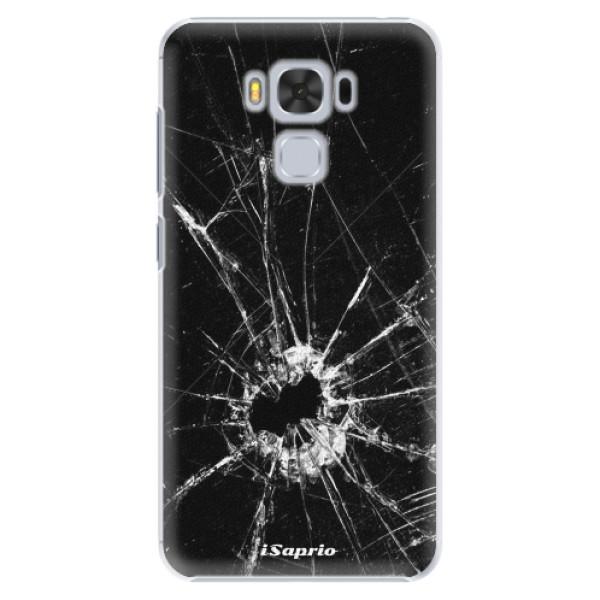 Plastové pouzdro iSaprio - Broken Glass 10 - Asus ZenFone 3 Max ZC553KL