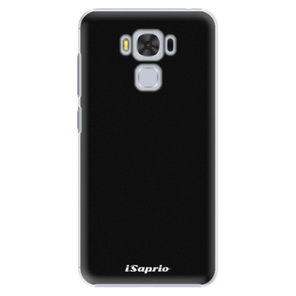 Plastové pouzdro iSaprio - 4Pure - černý - Asus ZenFone 3 Max ZC553KL