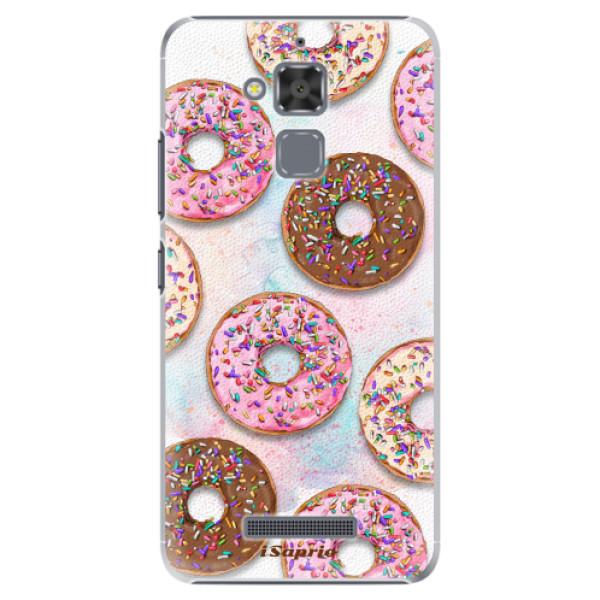 Plastové pouzdro iSaprio - Donuts 11 - Asus ZenFone 3 Max ZC520TL