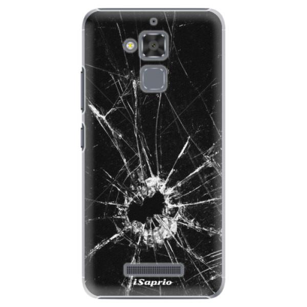 Plastové pouzdro iSaprio - Broken Glass 10 - Asus ZenFone 3 Max ZC520TL