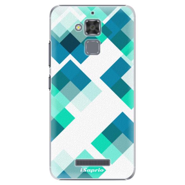 Plastové pouzdro iSaprio - Abstract Squares 11 - Asus ZenFone 3 Max ZC520TL
