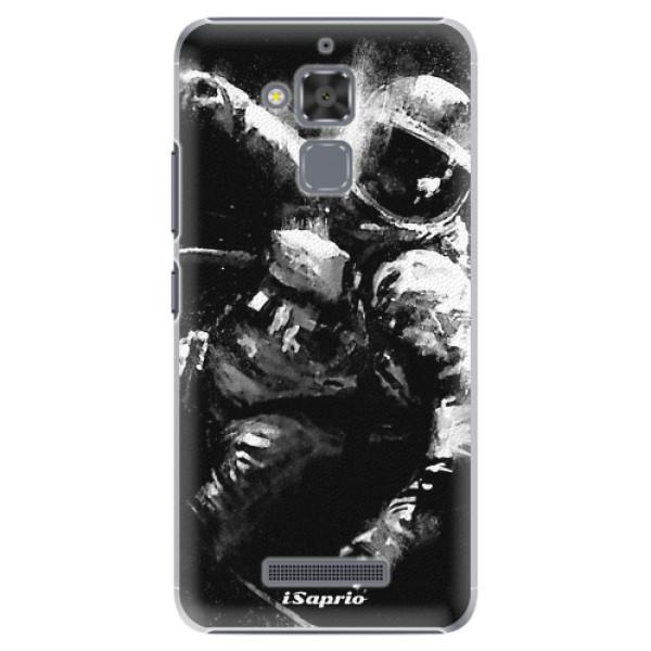 Plastové pouzdro iSaprio - Astronaut 02 - Asus ZenFone 3 Max ZC520TL