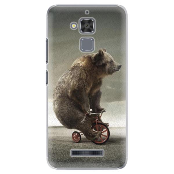 Plastové pouzdro iSaprio - Bear 01 - Asus ZenFone 3 Max ZC520TL