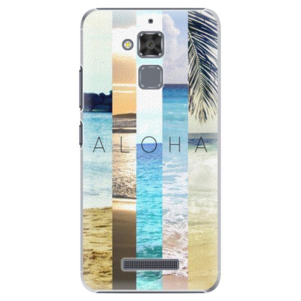 Plastové pouzdro iSaprio - Aloha 02 - Asus ZenFone 3 Max ZC520TL