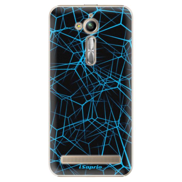 Plastové pouzdro iSaprio - Abstract Outlines 12 - Asus ZenFone Go ZB500KL