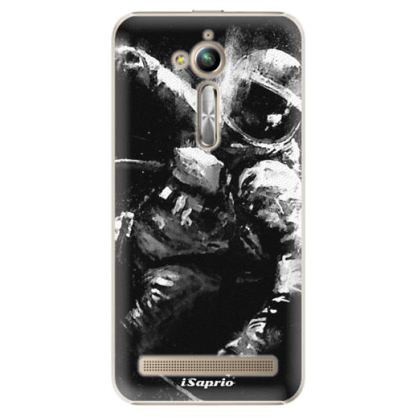 Plastové pouzdro iSaprio - Astronaut 02 - Asus ZenFone Go ZB500KL
