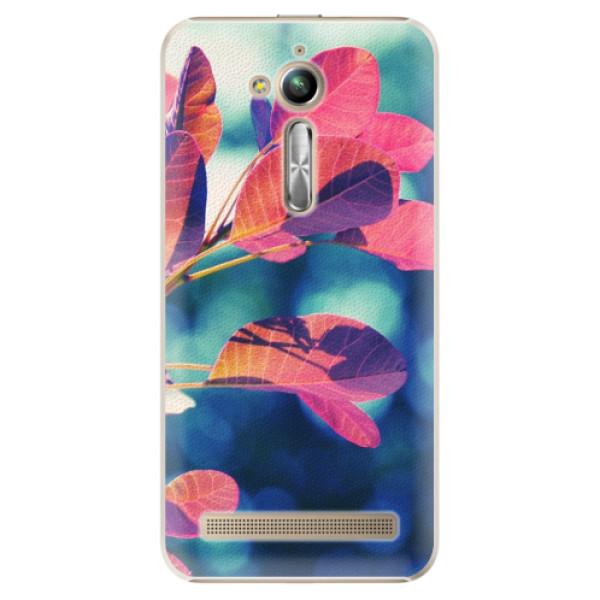 Plastové pouzdro iSaprio - Autumn 01 - Asus ZenFone Go ZB500KL
