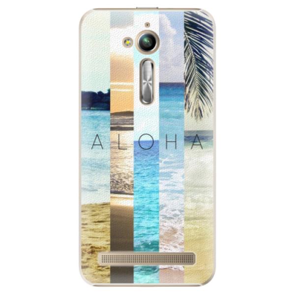 Plastové pouzdro iSaprio - Aloha 02 - Asus ZenFone Go ZB500KL