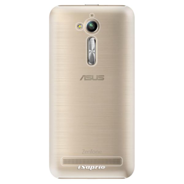 Plastové pouzdro iSaprio - 4Pure - mléčný bez potisku - Asus ZenFone Go ZB500KL