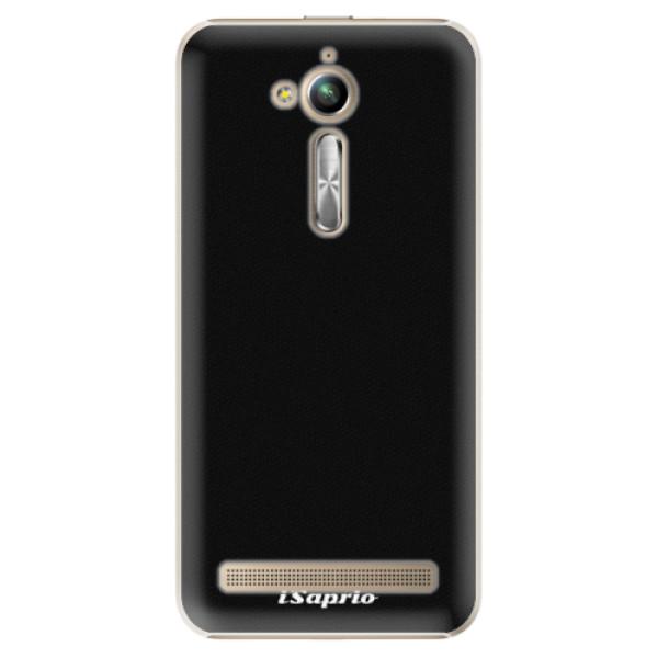 Plastové pouzdro iSaprio - 4Pure - černý - Asus ZenFone Go ZB500KL