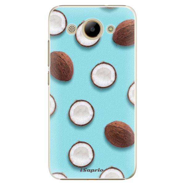 Plastové pouzdro iSaprio - Coconut 01 - Huawei Y3 2017