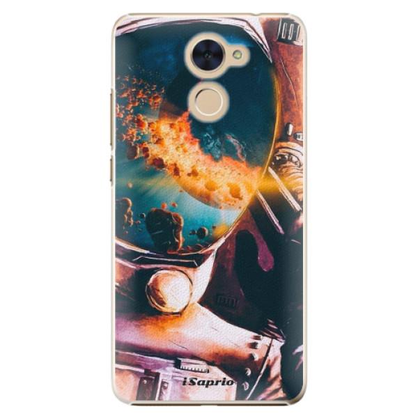Plastové pouzdro iSaprio - Astronaut 01 - Huawei Y7 / Y7 Prime