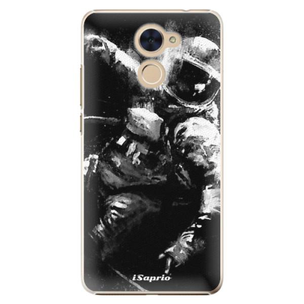 Plastové pouzdro iSaprio - Astronaut 02 - Huawei Y7 / Y7 Prime