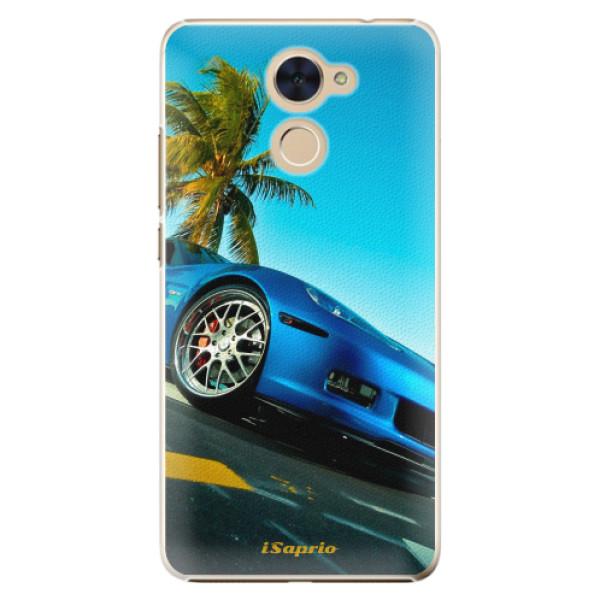 Plastové pouzdro iSaprio - Car 10 - Huawei Y7 / Y7 Prime