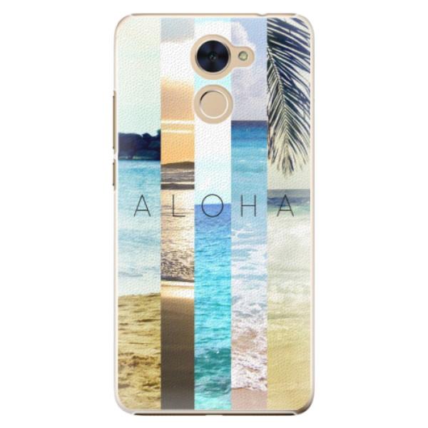 Plastové pouzdro iSaprio - Aloha 02 - Huawei Y7 / Y7 Prime