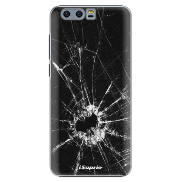 Plastové pouzdro iSaprio - Broken Glass 10 - Huawei Honor 9