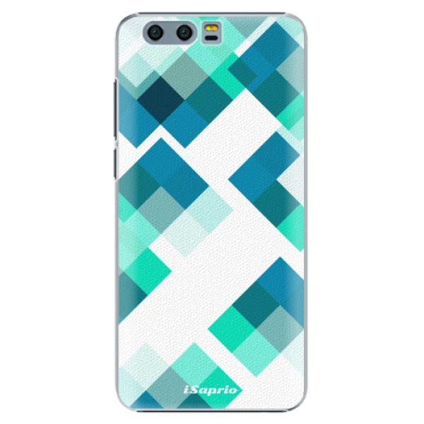 Plastové pouzdro iSaprio - Abstract Squares 11 - Huawei Honor 9