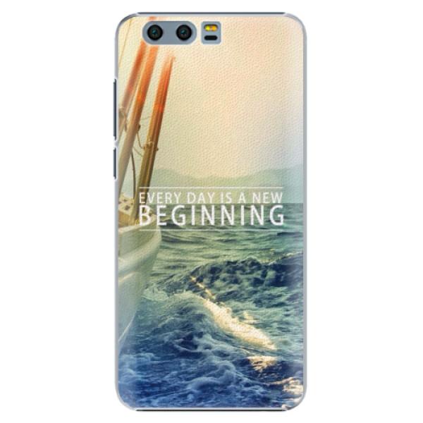 Plastové pouzdro iSaprio - Beginning - Huawei Honor 9