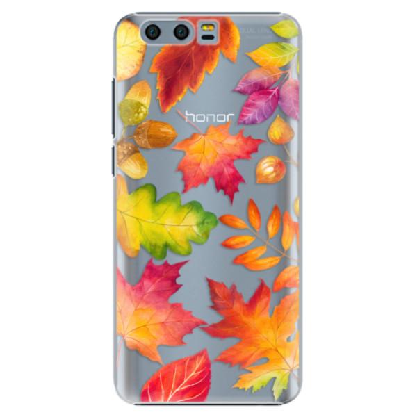 Plastové pouzdro iSaprio - Autumn Leaves 01 - Huawei Honor 9