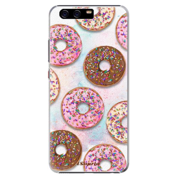 Plastové pouzdro iSaprio - Donuts 11 - Huawei P10 Plus