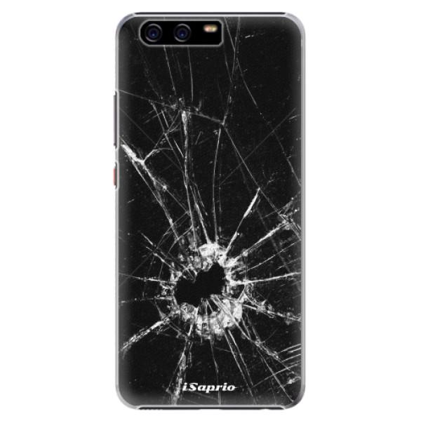 Plastové pouzdro iSaprio - Broken Glass 10 - Huawei P10 Plus