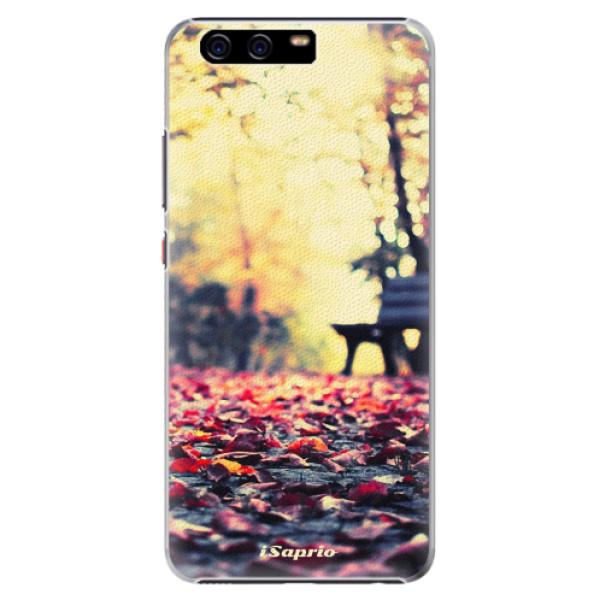 Plastové pouzdro iSaprio - Bench 01 - Huawei P10 Plus