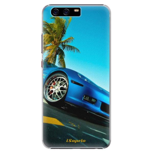 Plastové pouzdro iSaprio - Car 10 - Huawei P10 Plus