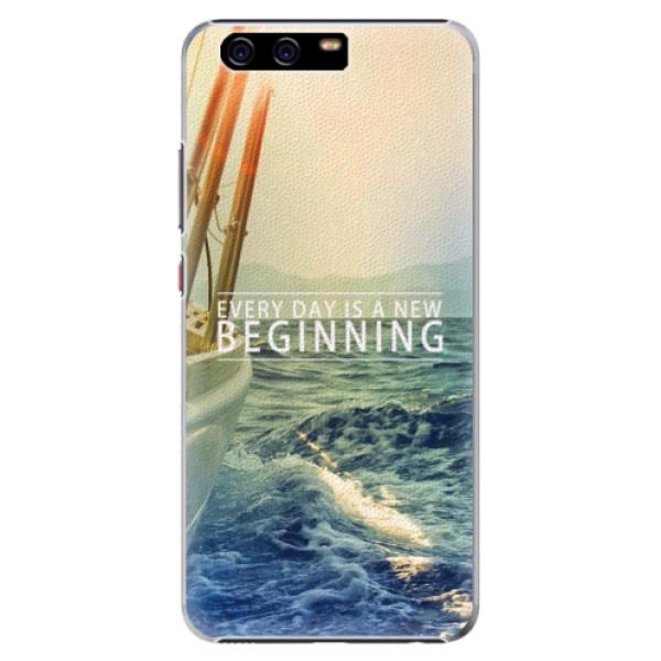 Plastové pouzdro iSaprio - Beginning - Huawei P10 Plus