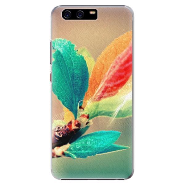 Plastové pouzdro iSaprio - Autumn 02 - Huawei P10 Plus