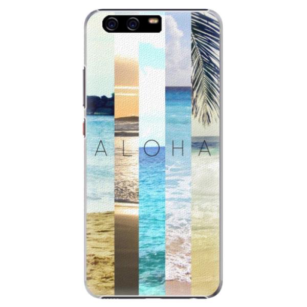 Plastové pouzdro iSaprio - Aloha 02 - Huawei P10 Plus
