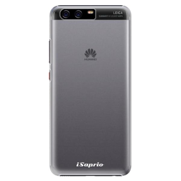 Plastové pouzdro iSaprio - 4Pure - mléčný bez potisku - Huawei P10 Plus