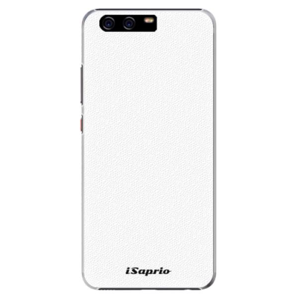 Plastové pouzdro iSaprio - 4Pure - bílý - Huawei P10 Plus