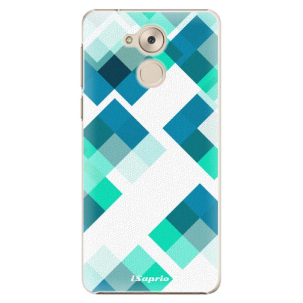 Plastové pouzdro iSaprio - Abstract Squares 11 - Huawei Nova Smart