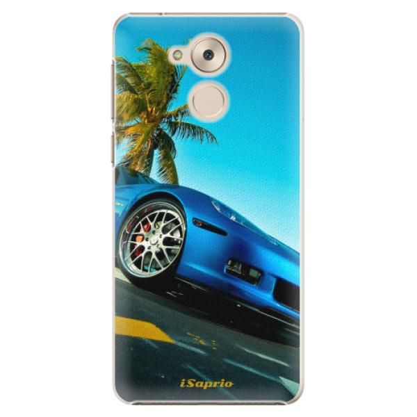 Plastové pouzdro iSaprio - Car 10 - Huawei Nova Smart