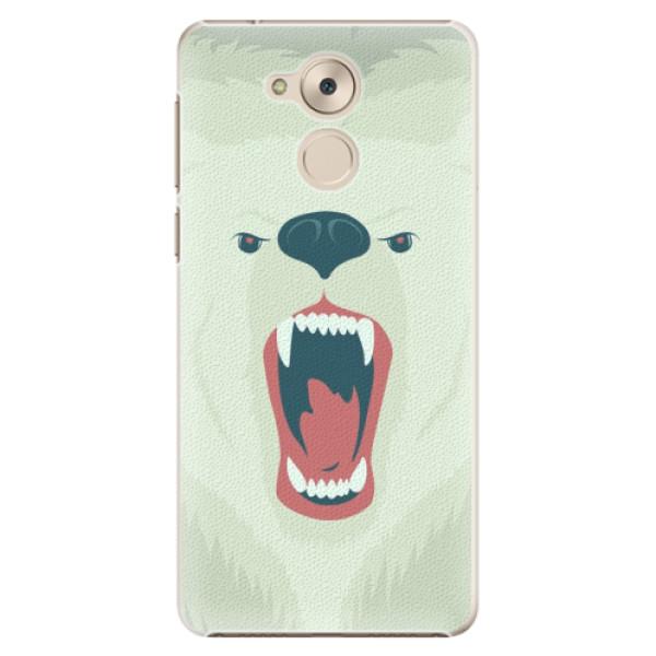 Plastové pouzdro iSaprio - Angry Bear - Huawei Nova Smart