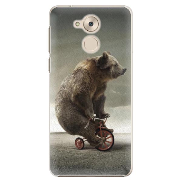 Plastové pouzdro iSaprio - Bear 01 - Huawei Nova Smart
