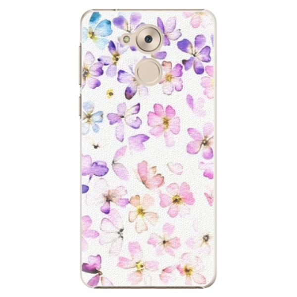 Plastové pouzdro iSaprio - Wildflowers - Huawei Nova Smart